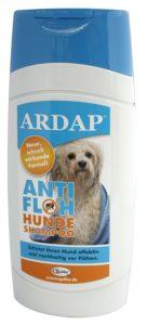 Flohshampoo hilft gegen Flöhe bei Hunden