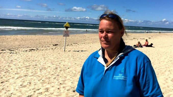 Interview mit Claudia vom Hundestrand Sylt Dikjen Deel