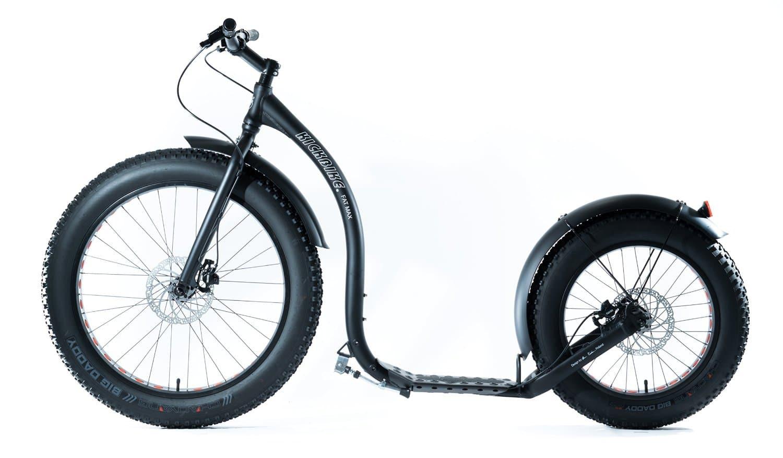 fat-max-kickbike von Finnscooter