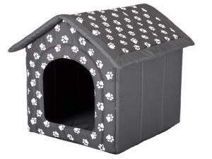 hundehoehle-mit-pfoten 4 Größen verfügbar