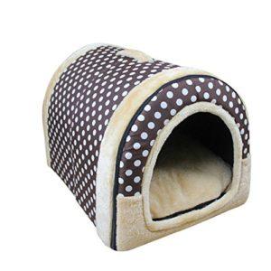 Tragbare Hundehöhle