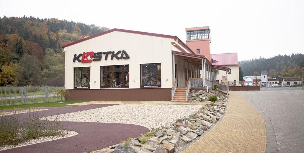 Kostka Firmenzentrale