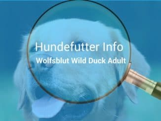 wolfblut wild duck adult test